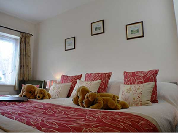 A lovely room at West Down Guest House for B&B in North Devon