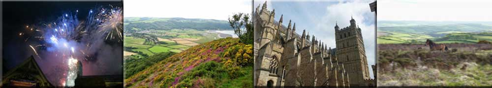 Visit North Devon and be blown away by the long history and beautiful views.