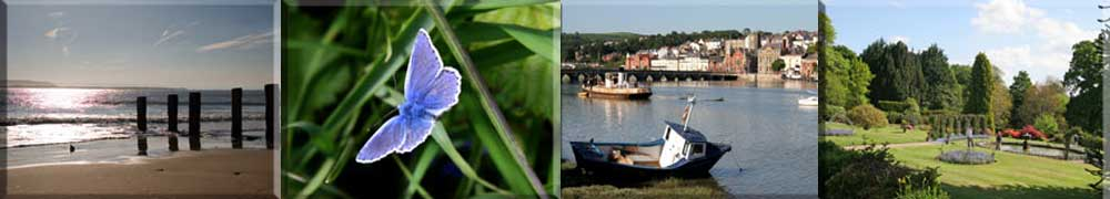 Enjoy visiting local attractions, gardens and eateries while on holiday in North Devon.