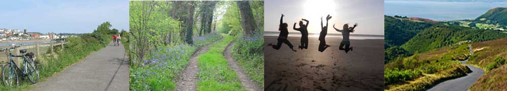Set out on an adventure and explore the wonderful country of North Devon.