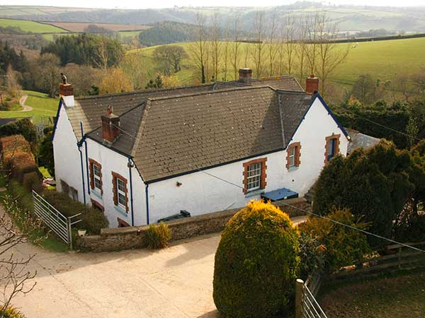 Week Farm is located near to Torringotn with wonderful views for your Holiday.