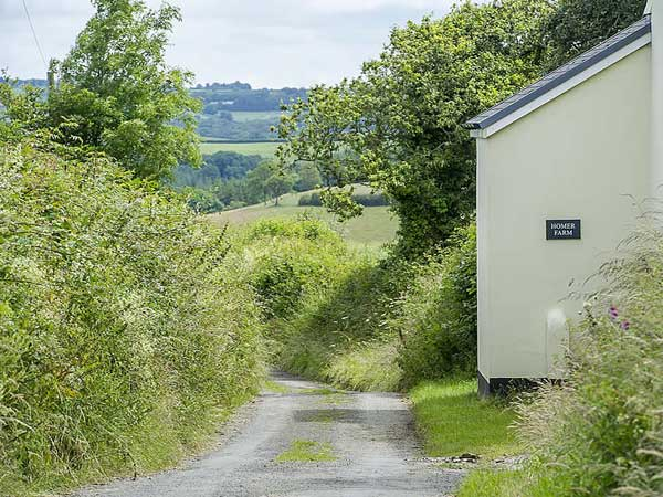 Homer Farm is situated in the beautiful North Devon countryside.
