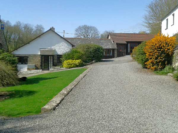 Lower Hearson Farm holidays