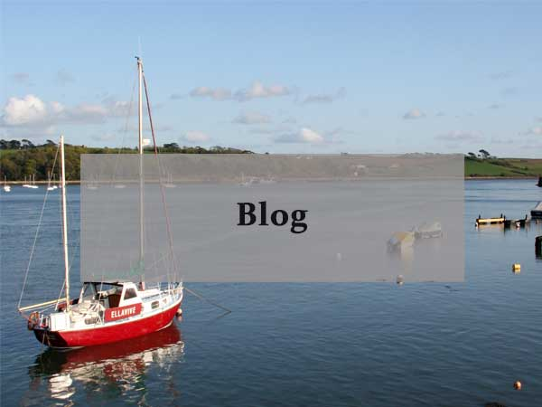 Image of a boat sailing at Appledore, link to the North Devon Farms blog