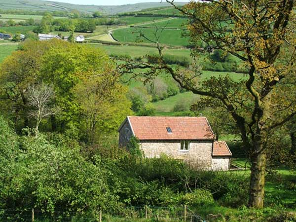 Hollacombe Farm, cosy cottages on exmoor