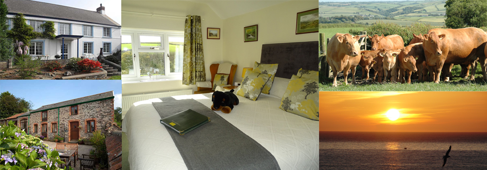 North Devon Farm Holidays is co-operative group that run a selection of self-catering and B&B accommodation sites in North Devon.
