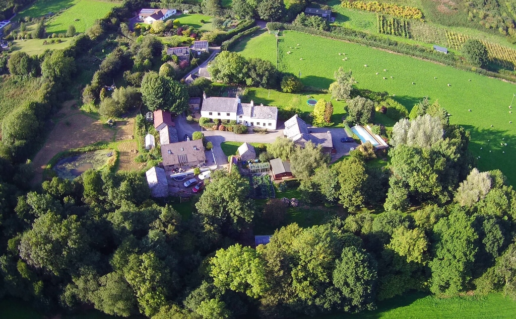 Enjoy a family holiday in any of the  6 self-catering cottages at Lower Hearson Farm.