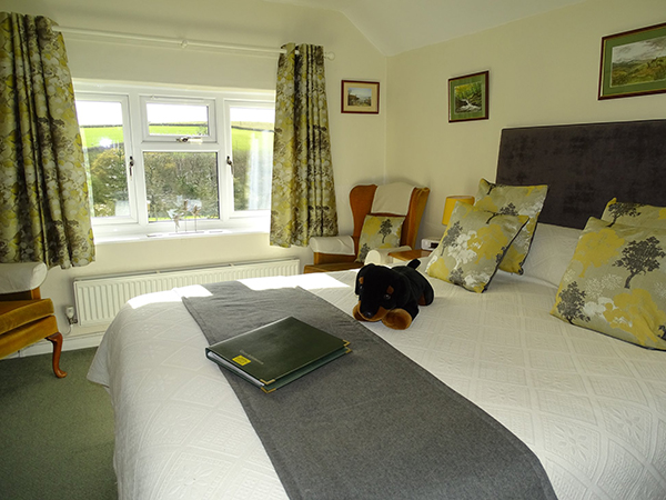 Our Marwood room is perfect for a couples getaway in North Devon.