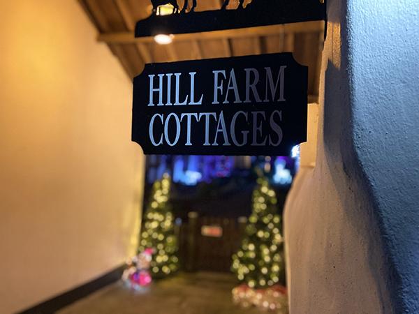 Hill Farm Cottages, North Devon Holidays.