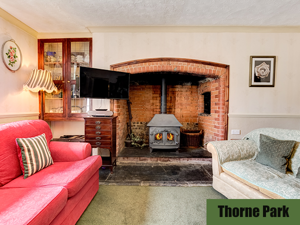 Thorne Park Self-Catering Accommodation in North Devon.