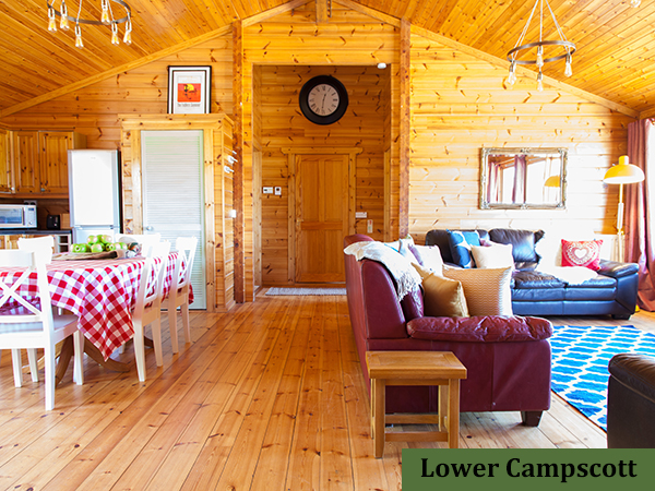 Explore Lower Campscott Farm holiday cottages for an outstanding family holiday in North Devon.