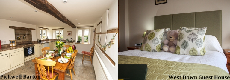 Take a look at our special offers to get yourself a deal on a holiday to North Devon.