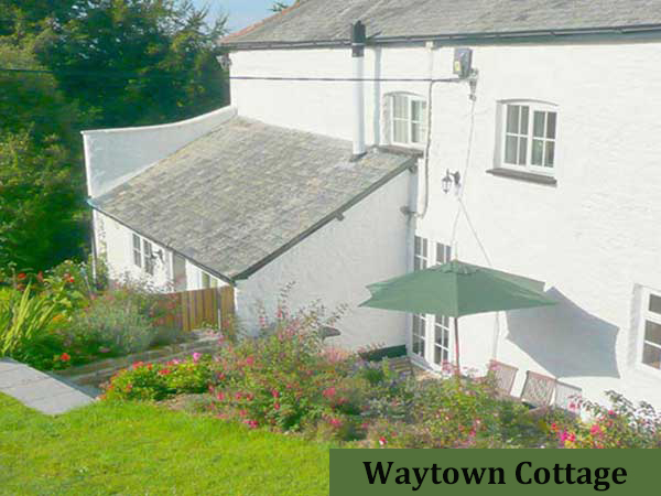 Stay at Waytown Cottage for a lovely family holiday in a self-catering cottage in North Devon.