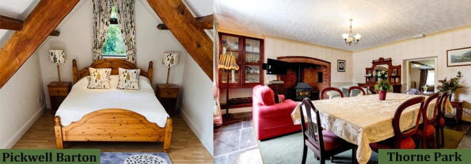 Stay in North Devon for a fantastic family holiday in anyone of our self-catering cottages.