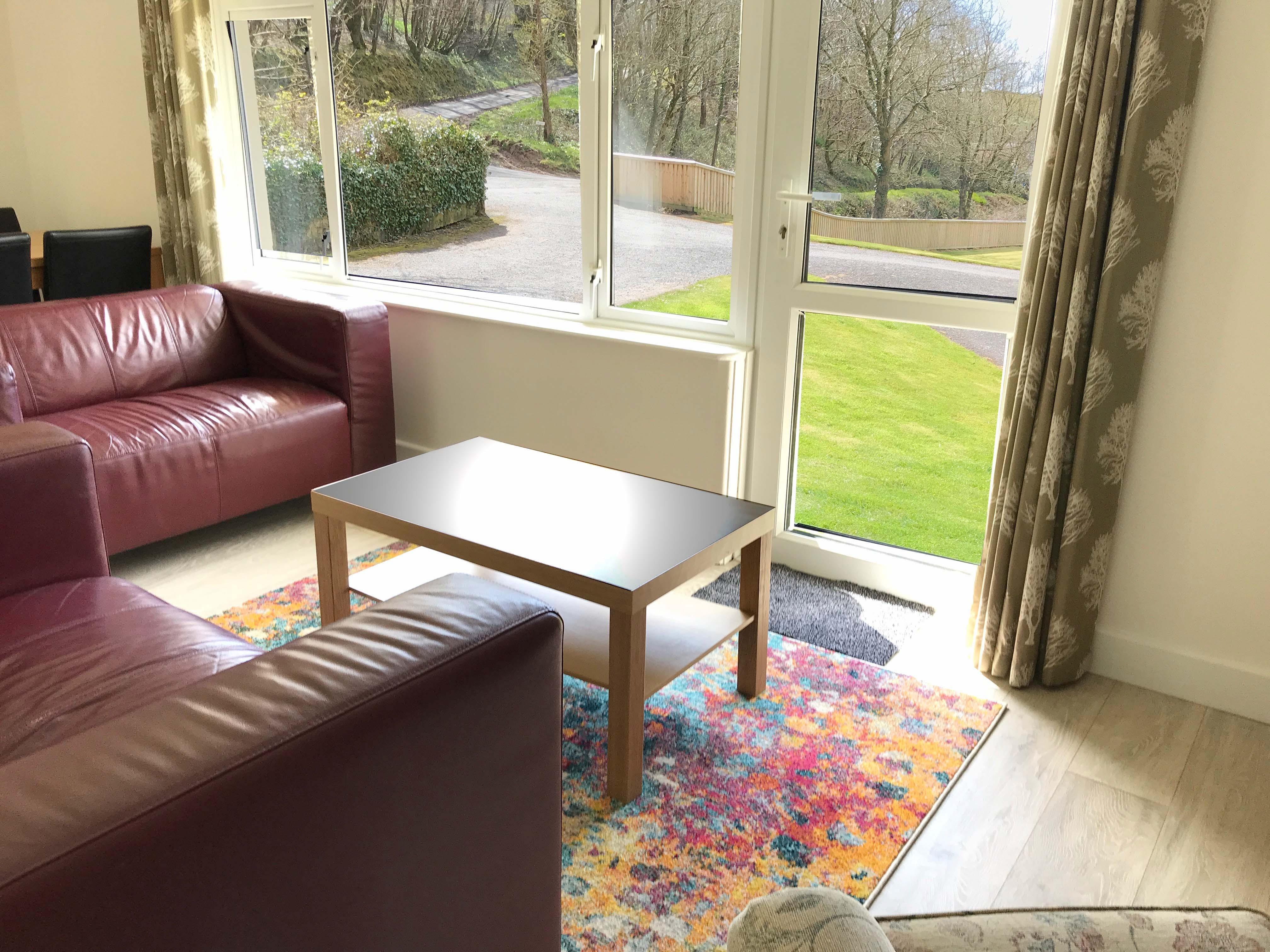 View of lounge of Azalea, 6 Spreacombe Gardens