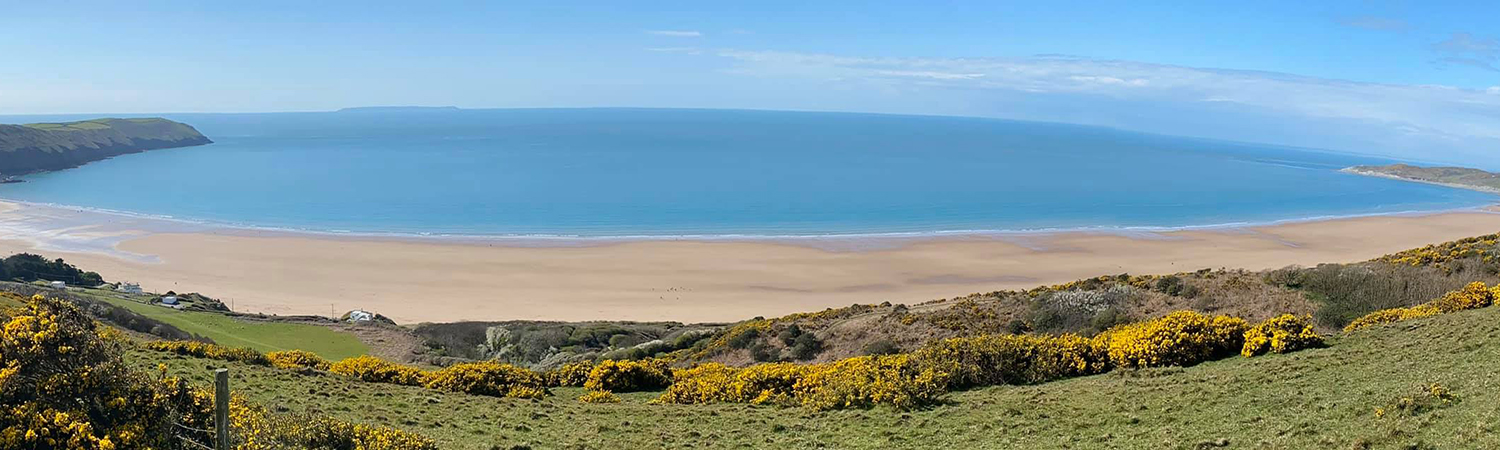 Here in North Devon you can enjoy the range of spectacular beaches on offer while on holiday.